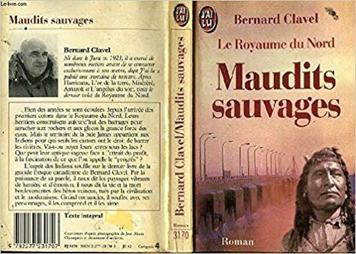 Le royaume du Nord, Tome 6 : Maudits sauvages